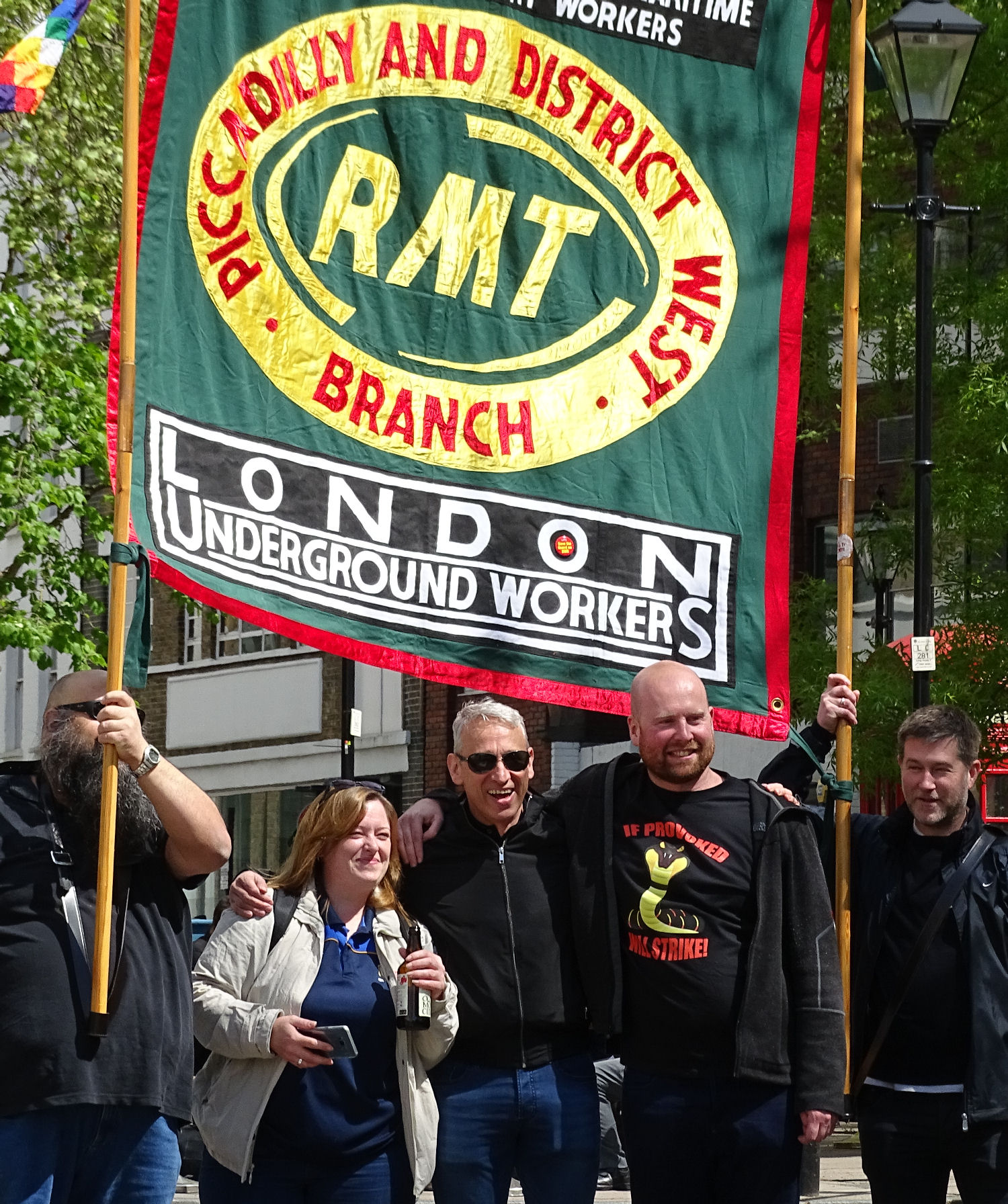 RMT PICCADILLY